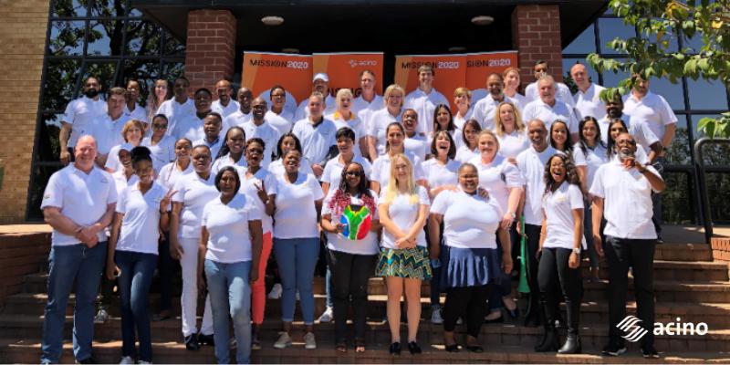 The Acino South Africa team